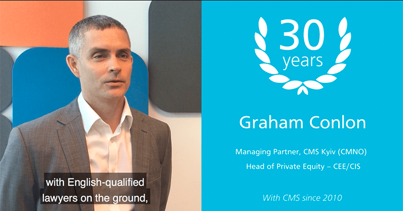 CMS celebrate 30 years in Central and Eastern Europe with 30 videos
