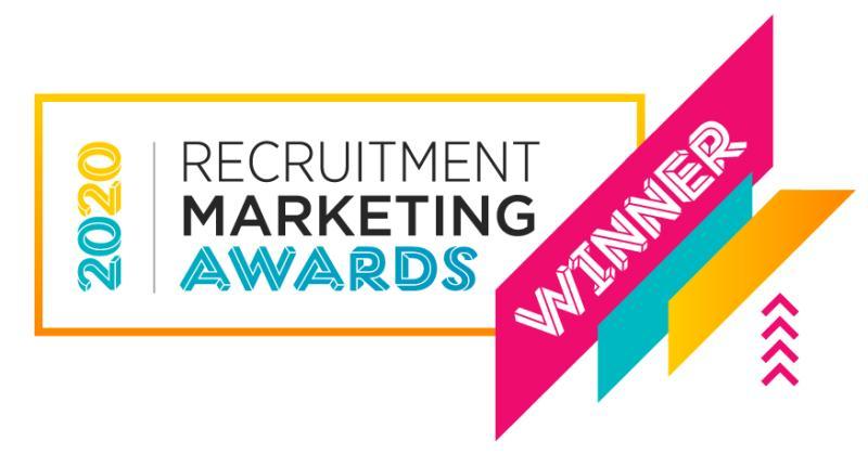 Apprenticeship Initiative wins 2020 Recruitment Marketing Award